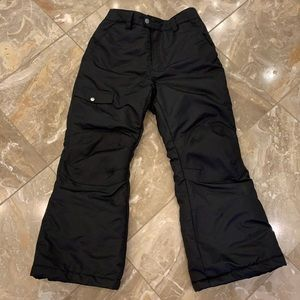 Faded Glory Boys Lined Polyester Snow Pants